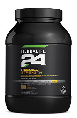 Rebuilt Strength H24